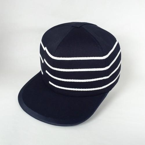 baseball-cap / yokoshima〈横縞〉