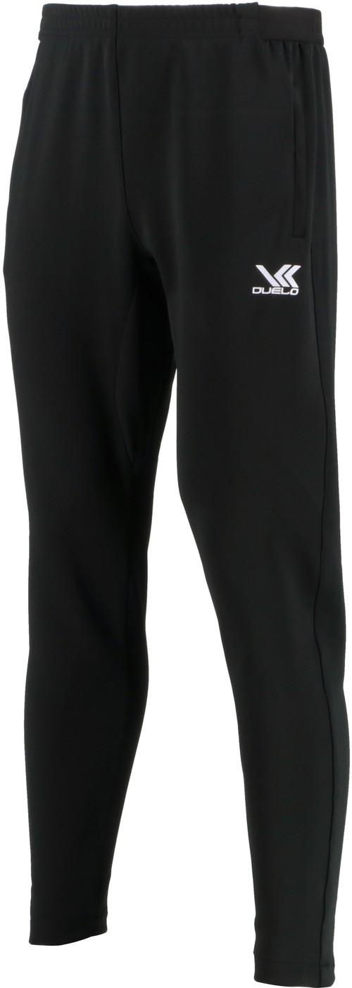 19023 Stretch Slim Fit Jersey Long Pants BLK