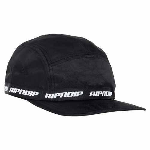 RIPNDIP - Taped Nylon Camper (Black)