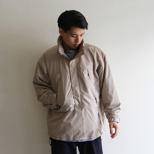 KAPTAIN SUNSHINE【 mens 】padding pullover jacket
