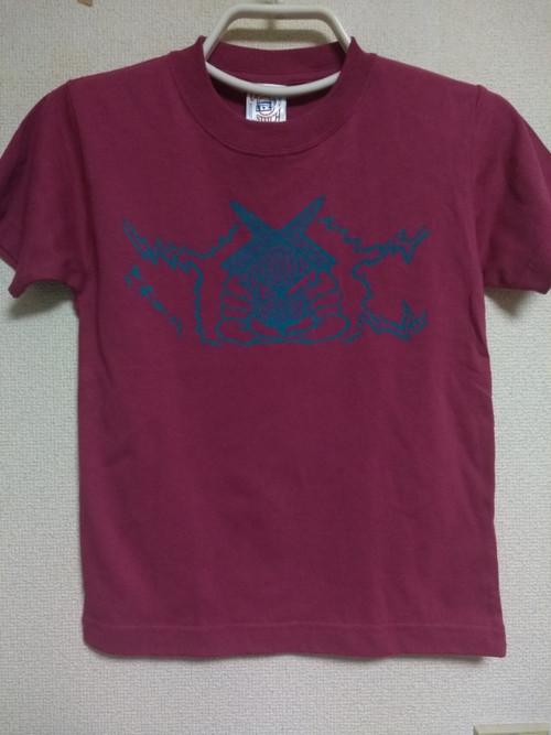 KIDS用 パカーッ!Tシャツ jr110 jr150