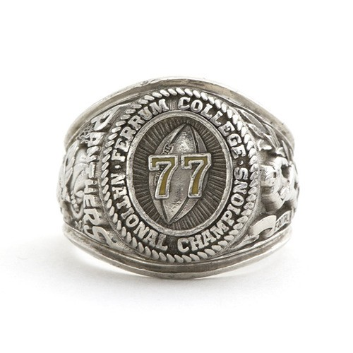 Ferrum College National Champions Ring