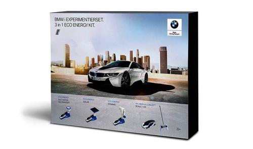 (日本未発売)BMW純正アクセサリー BMW i8 experimental set エネルギー実験セット