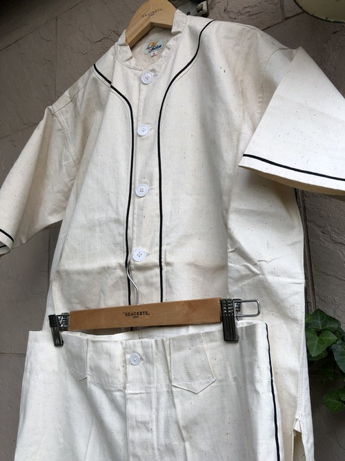 Deadstock 1950s Japanese baseball wear (pants)