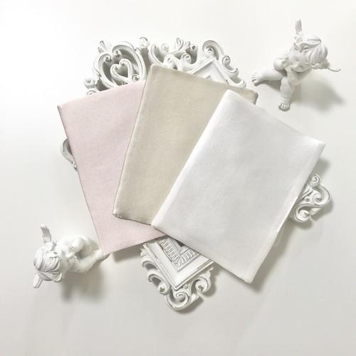【インナーマスク】シルク&抗菌・抗ウィルスコットンガーゼ ピンク