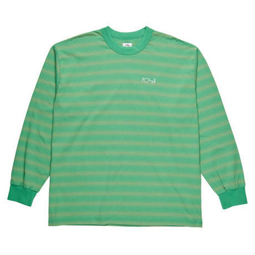 POLAR SKATE CO. Gradient Longsleeve P.mint L ポーラー ロングTシャツ
