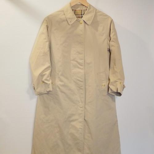 "Vintage Burberrys Balmacaan Coat ""Made in England,1 Panel Sleeve""①"