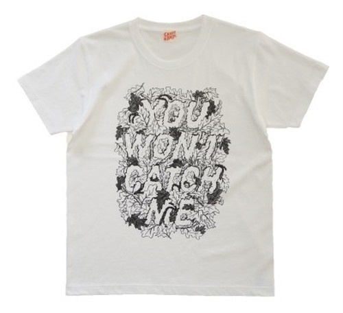 """""""CAMOUFLAGE"""" T-shirt WHITE"""