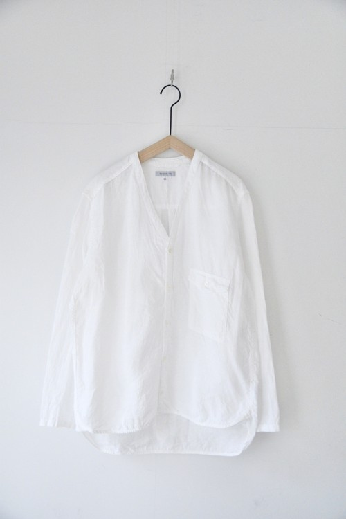 【ORDINARY FITS】LINEN ONEMILE CARDIGAN /OF-S039