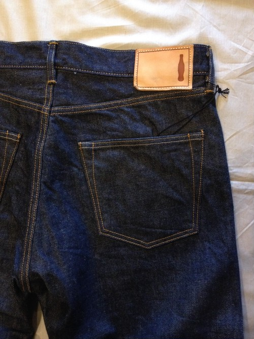 REGULAL 5P DENIM(votole)