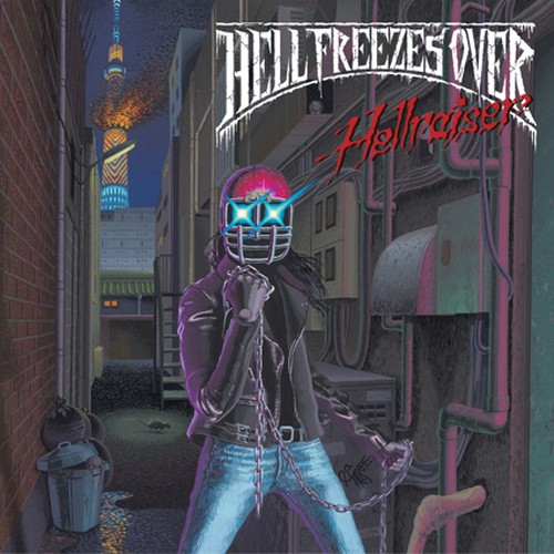 "【特典付き】HELL FREEZES OVER ""Hellraiser"""
