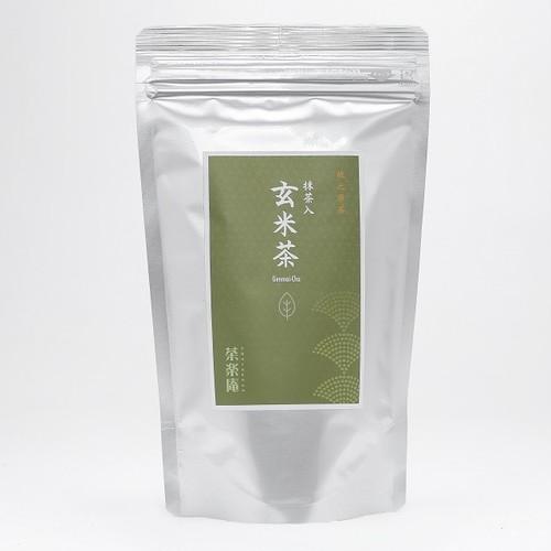 【outlet】【牧之原茶】抹茶入り玄米茶リーフ