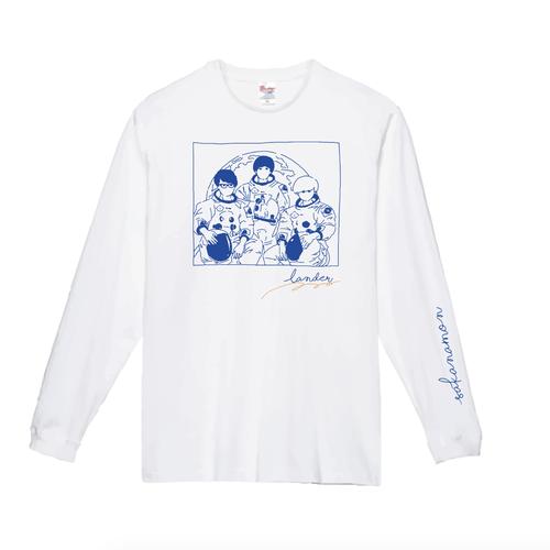 NASAかなもん Long T-Shirts