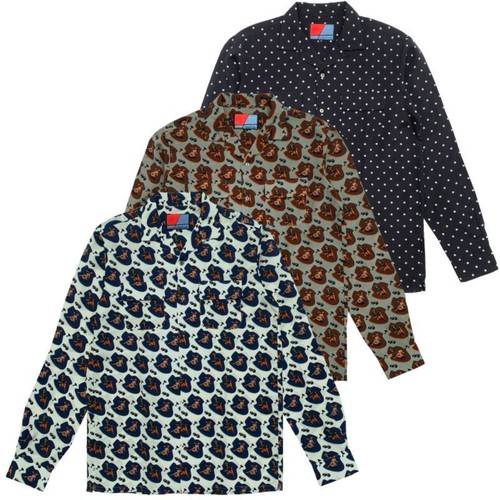 【3月入荷予定】Original John | OPEN COLLAR SHIRTS [SH403]
