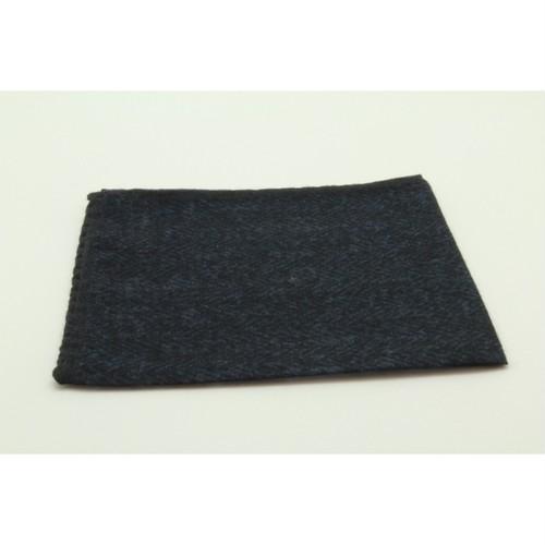 ウールポケットチーフ