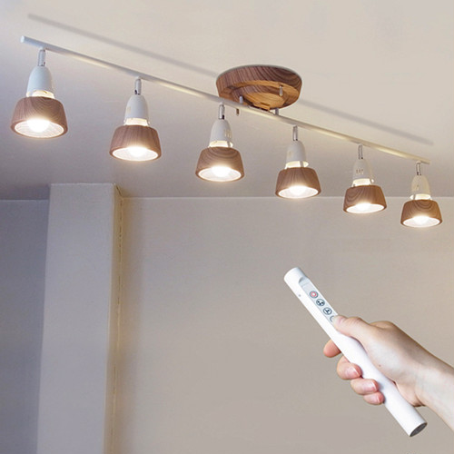 HARMONY 6 -remote ceiling lamp