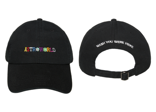 ASTROWORLD LOGO HAT