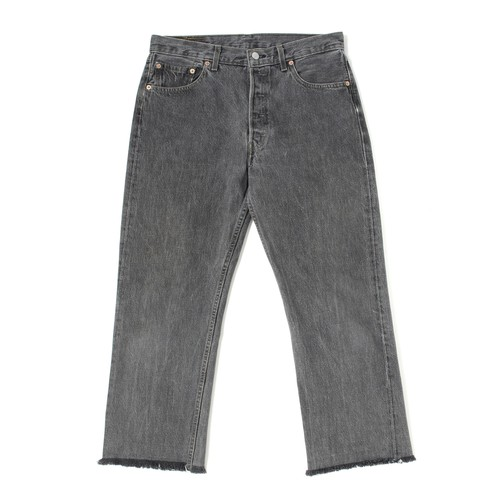 ''LEVI'S 501'' denim pants