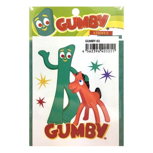 GUMBY Sticker (GUMBY-03)