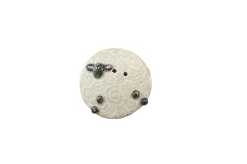 羊の陶器ボタン【45mm】