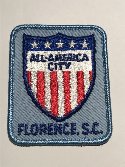 "OLDPatch""FLORENCE S.C"""
