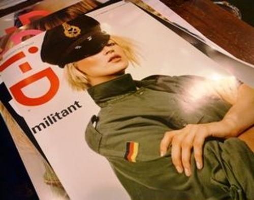 【POSTER】 i-D Magazine Poster Set