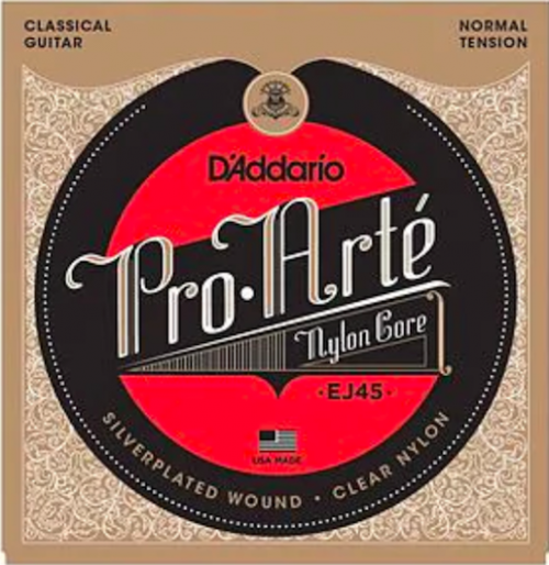 D'Addario(ダダリオ)/EJ45 プロアルテ クラシックギター弦 NORMAL TENSION ノーマルテンション