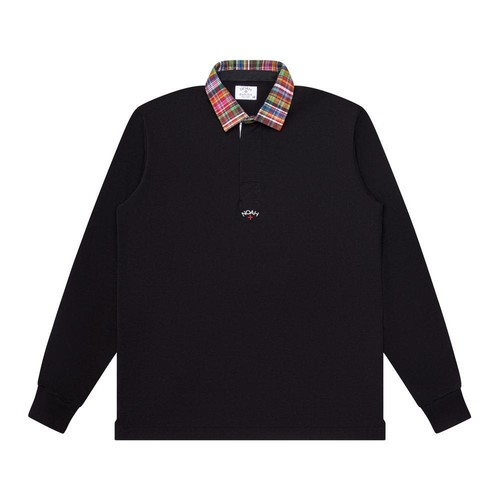 Madras Collar Rugby