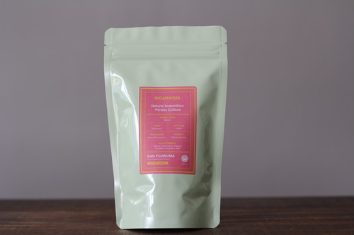 ニカラグア 100g,Natural Anaerobico,Peralta Coffees