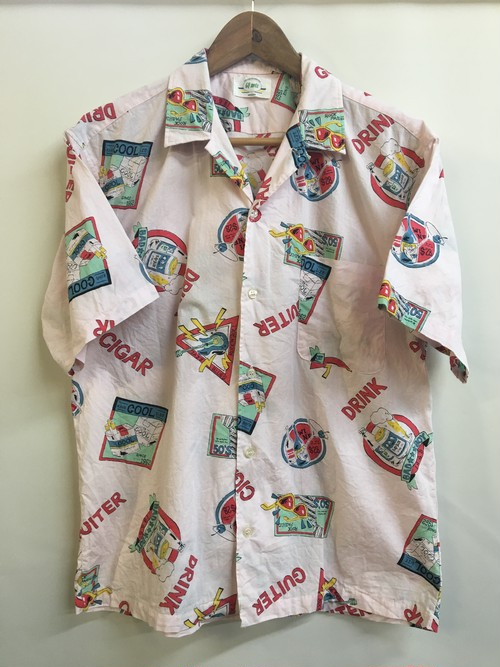 OLD Crazy Pattern S/S Shirt