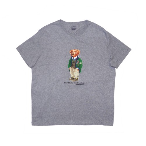POLO RALPH LAUREN Polo Bear T-Shirts GRAY