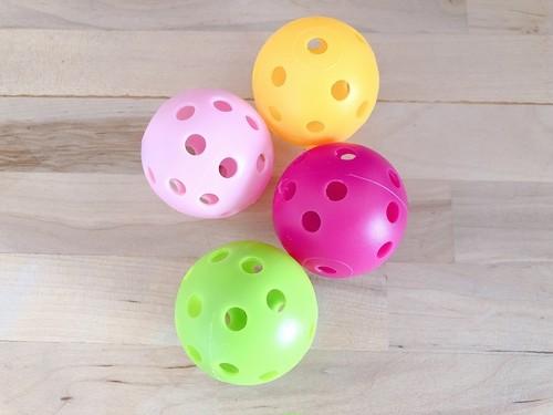 プラスチックボール 1個