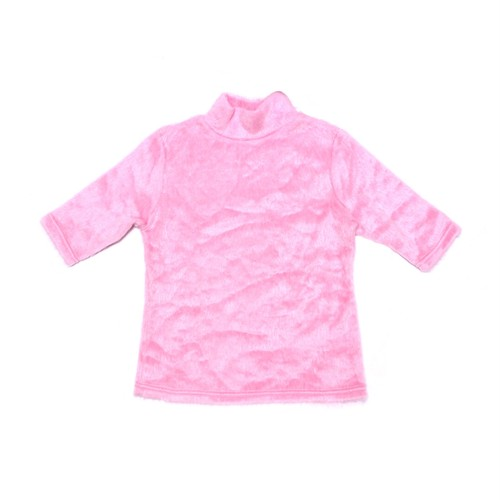 Mohair tops Pink