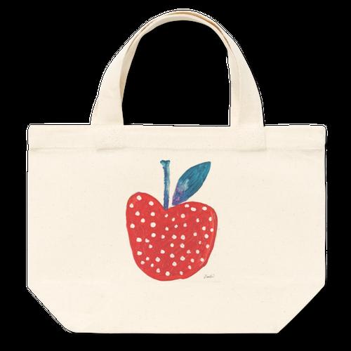 スモールトートバッグ【red apple】