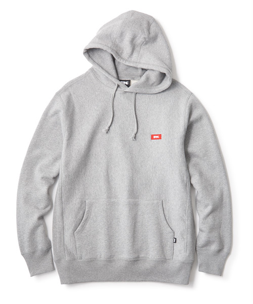 [ FTC ] SMALL LOGO PULLOVER HOODY