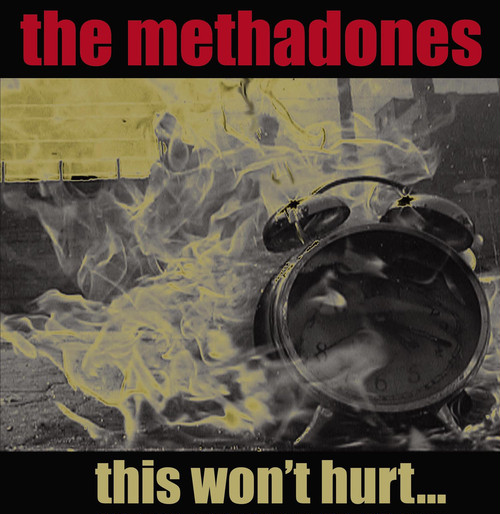 the methadones / this won't hurt cd