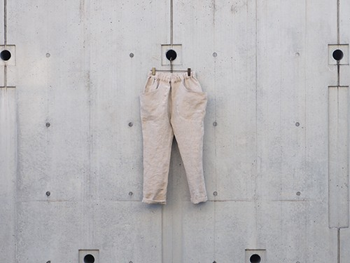 Linen over Pocket Pants