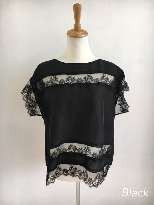 Bilitis dix-sept ans (ビリティス・ディセッタン) Chantily Lace Tops