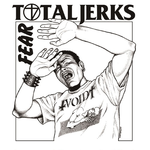 TOTAL JERKS / FEAR (CD/BTR-090)