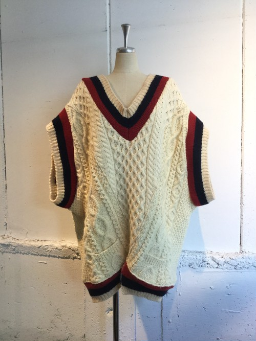 77circa circa make wide tilden vest
