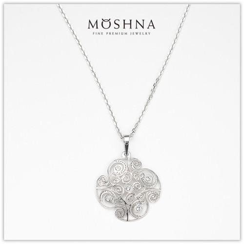 【MOSHNA:モシュナ】SILVER SET CURL