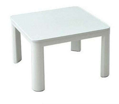 36. シャビーなこたつカフェテーブル