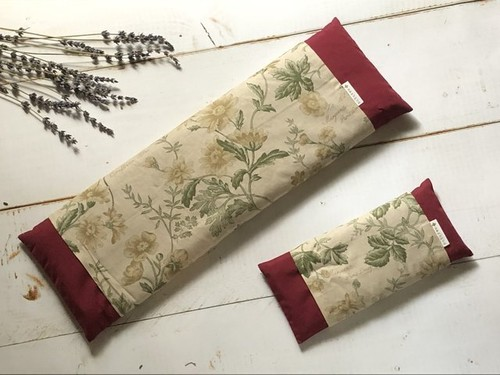 オーツ麦とドライハーブのピローセット(wild flower)
