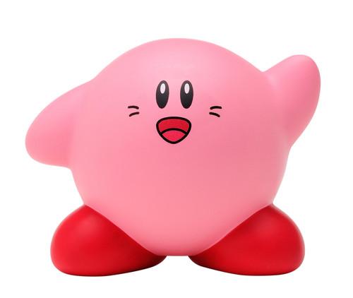 星のカービィソフビコレクション カービィ【 夢の泉の物語 】Kirby  /  エンスカイ