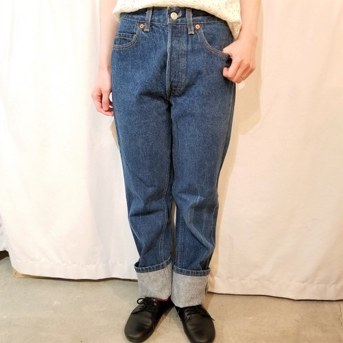 Levi's 501  denim pants /Made In USA [1383]