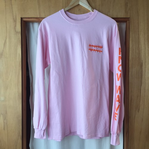 Know Wave L/S Logo Tee
