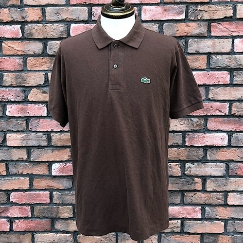 Lacoste Polo Shirt Brown 4