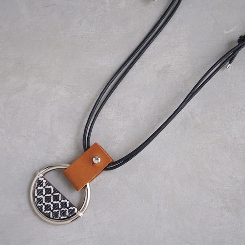 necklace C-NL02 <silver>