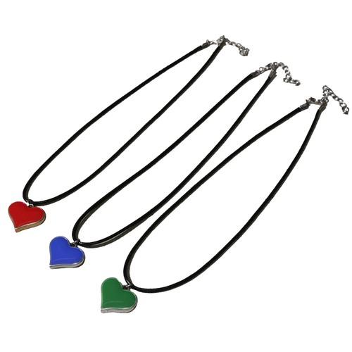 Heart StringNecklace