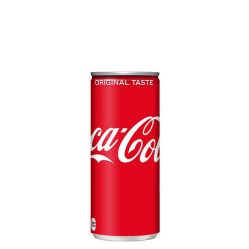 [メーカー直送]【2ケースセット】コカ・コーラ 250ml缶 [送料無料]
